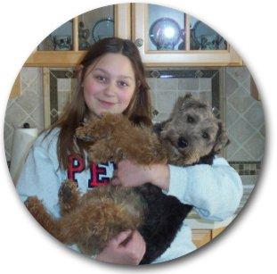 Ava Welsh Terrier Round